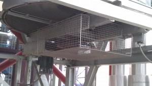 Вентиляты подогревателей газа