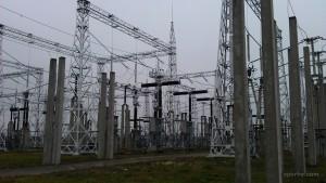 Элегазовые выключатели 330 кВ