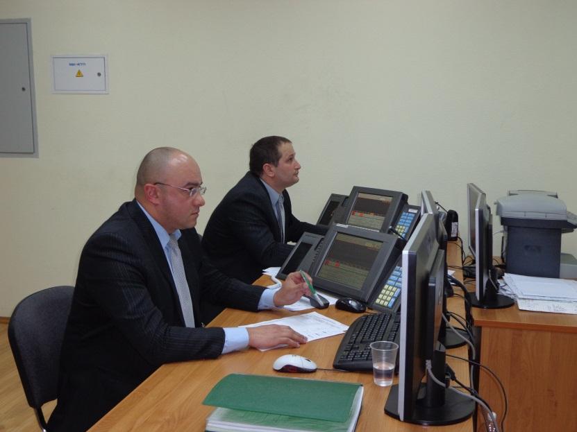 Диспетчеры энергосистемы (ОДУ)