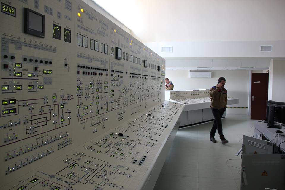 Тренажер Белорусской АЭС